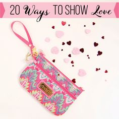 <3 Looking for ideas for this Valentine's Day? Check out the cinda b blog and find out 20 of our favorite ways to show love this month, and always! <3