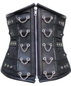 The Violet Vixen - Chained Up With Brocade, $94.50 (http://thevioletvixen.com/corsets/chained-up-with-brocade/)