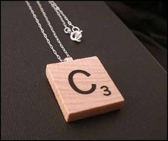 Have a friend that loves scrabble or words with friends.  This would be a perfect gift to make them.