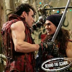 Girls, do you see those muscles too? They are both so Incredible. Another proof that the most beautiful people in descendants came from the isle. Descendants Characters, Disney Channel Descendants, Sofia Carson, Disney Villains, Disney Movies, Disney Fun, Disney Magic, Dove Cameron, Dianne Doan