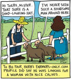 The Argyle Sweater Comic Strip, September 07, 2015     on GoComics.com