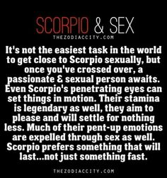 sexual facts about zodiac signs