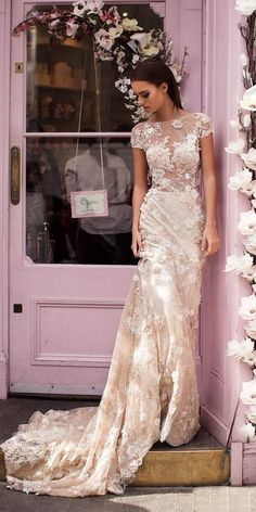 38ef8ff653b0 The Best Milla Nova Wedding Dresses 2019. Vestiti Da Sposa ...
