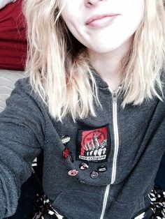 Boyfriends hoodies are life