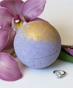 Pearl Bath Bombs Sweet Magnolia Ring Bath Bomb | zulily