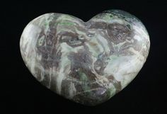 Peacock Jasper Heart (China)