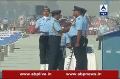 #IndianAirForce: वायुसेना की परेड में पहली बार शामिल हुआ हल्का लड़ाकू विमान तेजस