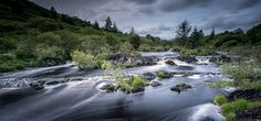 River Dee - The beautiful River Dee situated in the Forest of Galloway. This stretch runs along the Raiders Road which is part of the Red Kite Trail in the forest