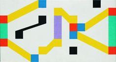 Camille Graeser. Harmonic Construction. 1947-1951
