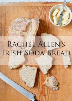Cafe Johnsonia: Rachel Allen's Irish Soda Bread Recipe