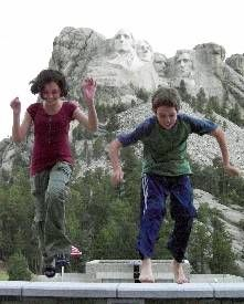 Mount Rushmore | Historical Landmark | Things To Do in Badlands and Black Hills, South Dakota | Travel | Disney Family.com