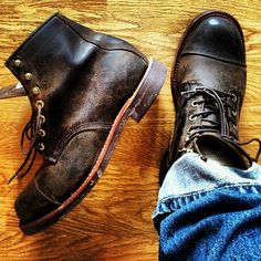 Great boot with jeans