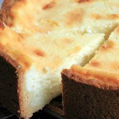 Käsekuchen - German Cheesecake
