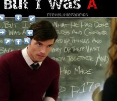 Proof that Ezra is A? No way did they do this by accident. No coincidences in PLL.
