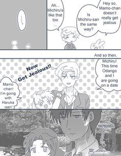 Sailor Scribbles: Jealous, much?