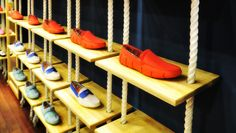 Swims Pop-Up boutique by INPUT creative studio, Rhodes Island – Greece #rope