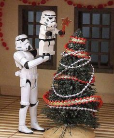 Secret Lives of Stormtroopers: Christmas