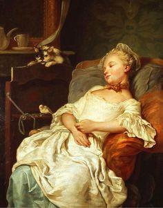 The Sleeper - Jean François Colson