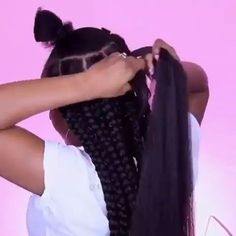 The queen for more poppin pins weave blackhair twists braids locs hairstyle Twist Braid Hairstyles, Black Girl Braids, Braided Hairstyles For Black Women, African Braids Hairstyles, Braids For Black Hair, Girls Braids, Girl Hairstyles, Twist Braids, Protective Hairstyles