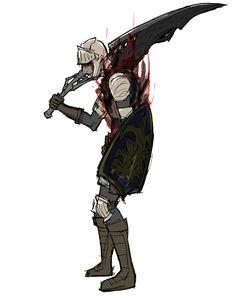 DS gif,Dark Souls,фэндомы,Chosen Undead,DS персонажи