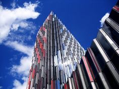 The TOP 5 contemporary architecture buildings in Frankfurt