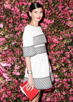 Party Pics: Alexa Chung, Kiernan Shipka, and More Chanel Muses Romp Among the Azaleas - The Cut