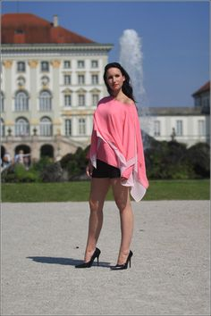 Visiting Nymphenburg Castle Munich – Glamour Look