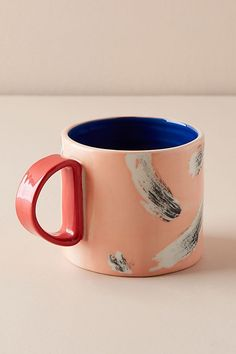 Slide View: 1: Freeform Mug