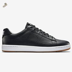 8beb9bf3fa47c Nike Womens Tennis Classic Ultra Black Leather Trainers 9.5 US - Nike  sneakers for women ( Amazon Partner-Link)