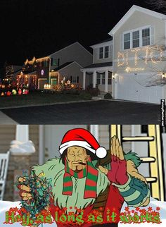 Funny Christmas Decoration