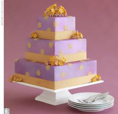Sample cake from knot.com