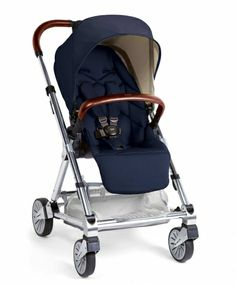 Mamas & Papas Urbo² Stroller, it does not get any better looking than the Navy Urbo2