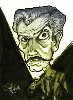 Caricatures - The Art of Scott Zambelli