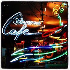 Schwarzes Café in Berlin, Berlin
