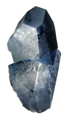 Benitoite from Dallas Gem Mine, Dallas Gem Mine area, San Benito River headwaters area, New Idria District, Diablo Range, San Benito Co., California