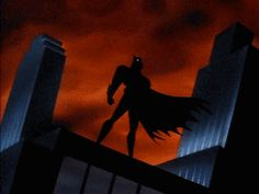 batman animated GIF