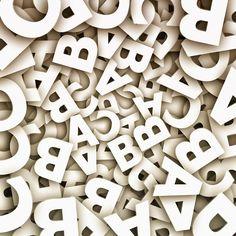 Einmal Alphabet sortieren.