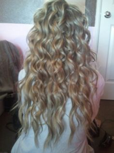 why cant my hair do this occassionally?!