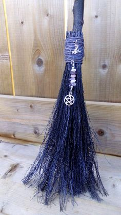Witches Altar Besom Witches Broom Witchy Room by WayOfTheCauldron, $24.00