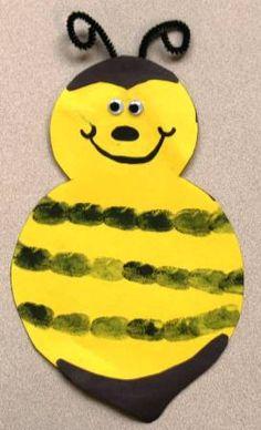 Baby Matters Blog Fun Summer Bee Craft