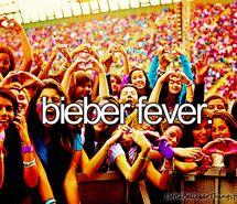 Bieber Fever... yeah... no kidding!