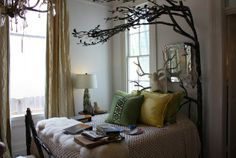 78 Best Tree Beds Images In 2017 Master Bedroom Bedroom
