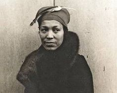 This is one of the most popular images of the fabulous Zora Neale Hurston who is one of my inspirations as a writer.~ Kai