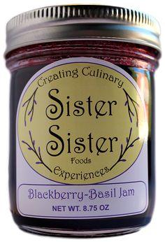 Blackberry-Basil Jam