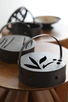 Giappone base incenso che brucia 风雅 Azukazen'i - vecchio Ken