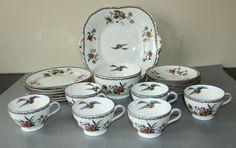 Aynsley Tea Set 20pcs 1905-1925  Art Deco/Nouveau