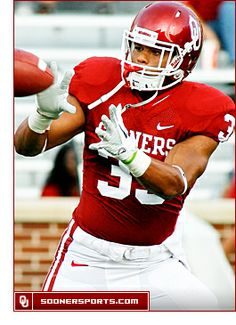 Trey Millard  - Oklahoma  Sooners 6'2 253lbs