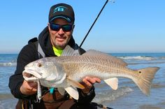 These 14 top fishing lures for red drum will help you catch more fish.
