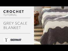 Work up this classic and easy crochet afghan pattern. This Easy Everyday Crochet Blanket is great for beginners and can be made in any color combination.