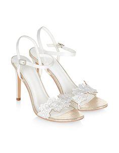 47b9b246e 58 Best Beautiful Bridal Shoes images